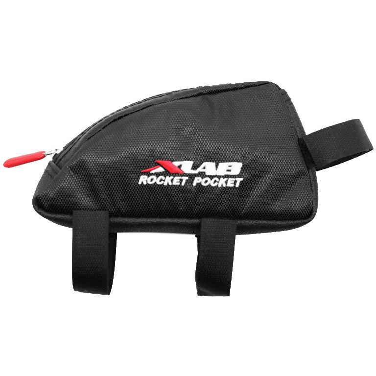 XLAB Rocket Pocket Tasche - schwarz