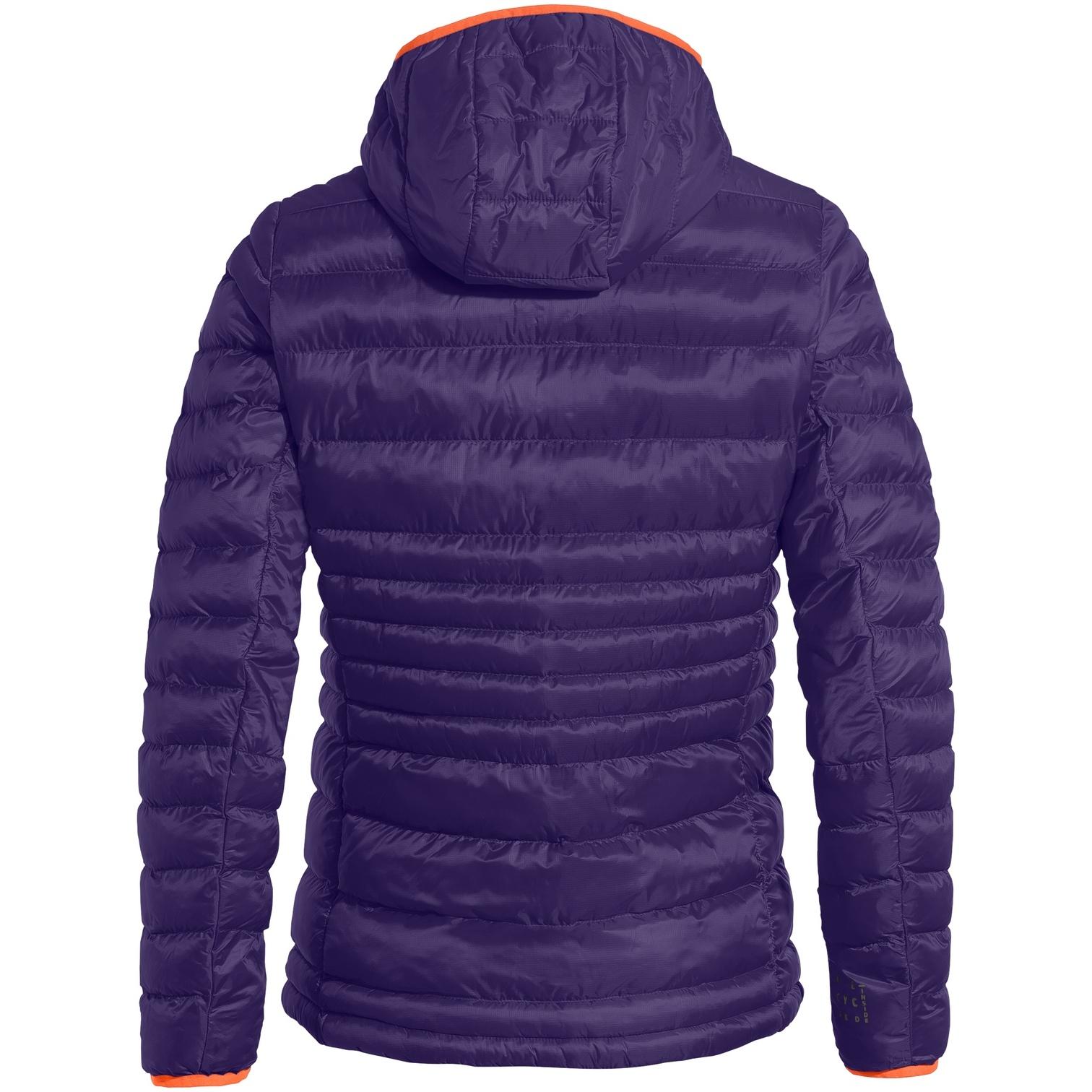 Image of Vaude Women's Batura Hooded Insulation Jacket - dark purple