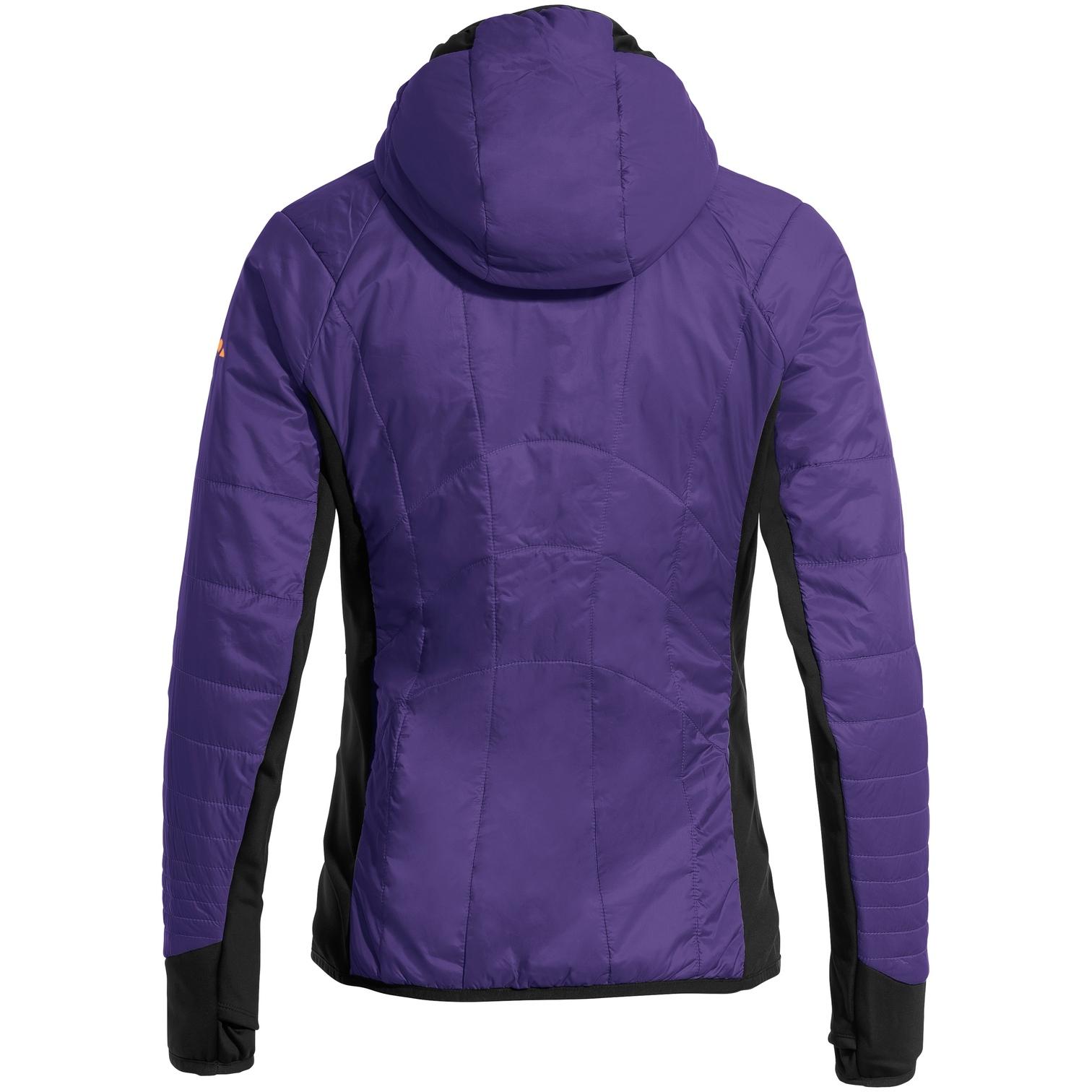 Image of Vaude Women's Sesvenna Jacket III - dark purple