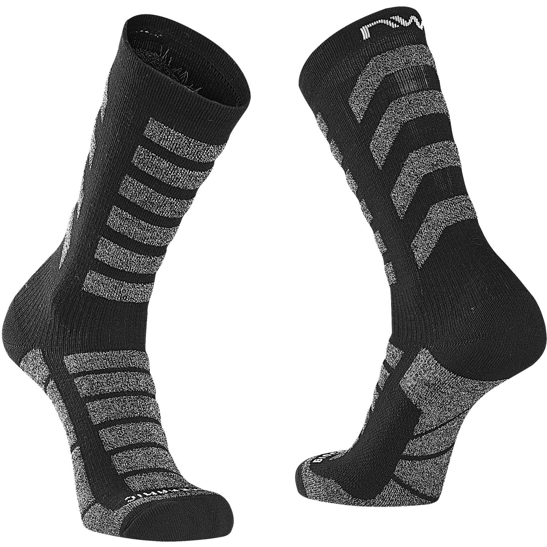 Produktbild von Northwave Husky Ceramic High Socken - black