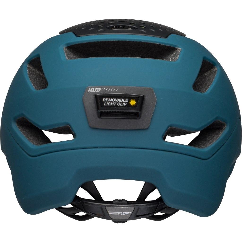 Image of Bell Hub Helmet - matte denim