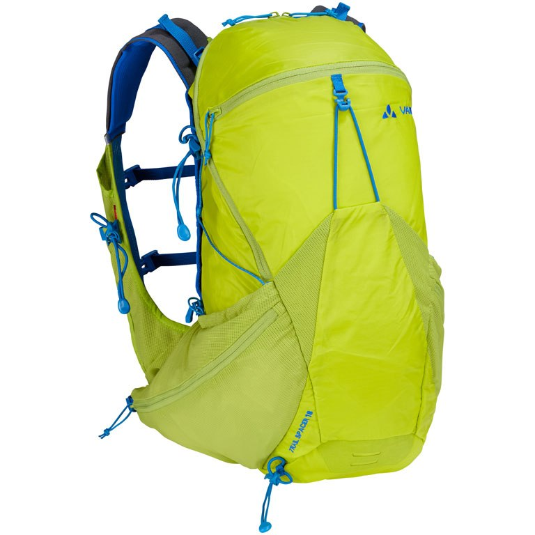 Vaude Trail Spacer 18 Backpack - bright green