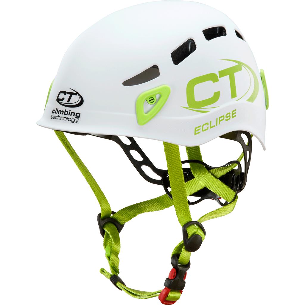 Image of Climbing Technology Eclipse Helmet - white