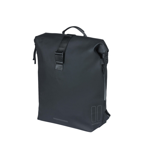 Basil Soho Backpack Nordlicht - night black