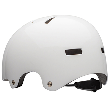 Image of Bell Span Youth Helmet - matte black