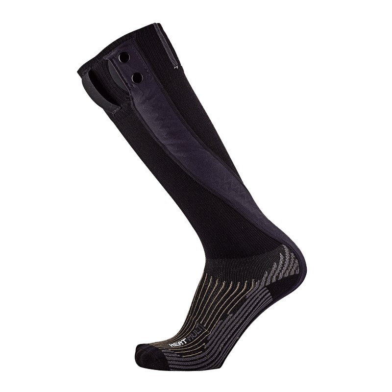 therm-ic PowerSock Heat Multi V2 Beheizbare Socken - Black Classic