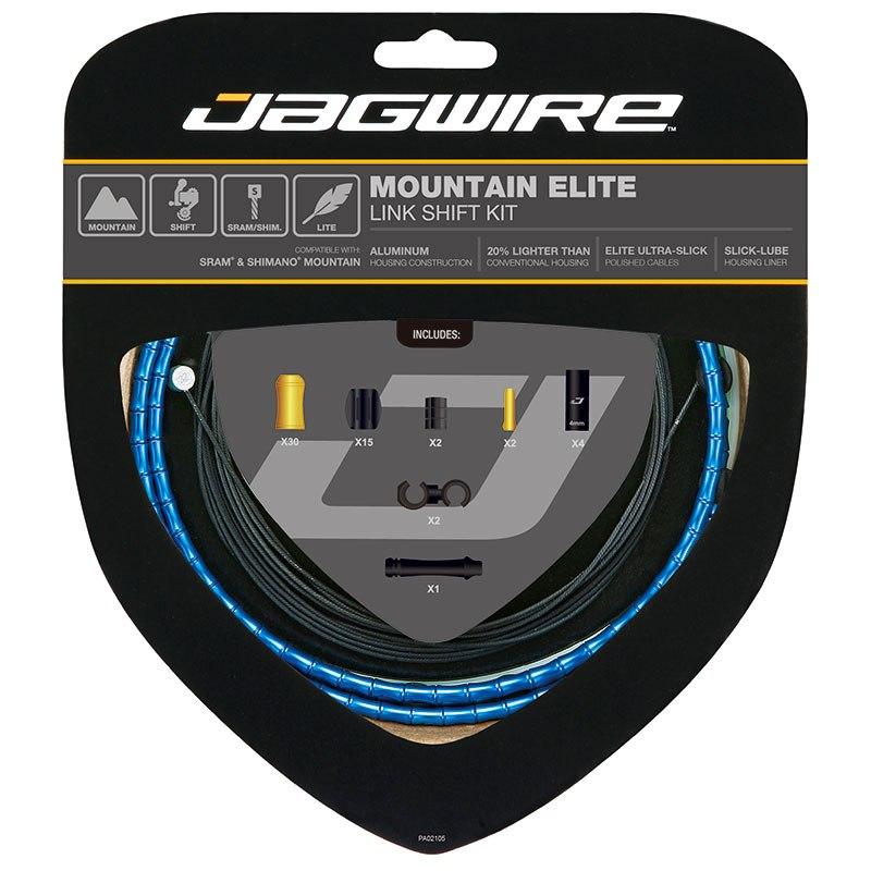 Jagwire Mountain Elite Link Shift - Schaltzugset - 2019