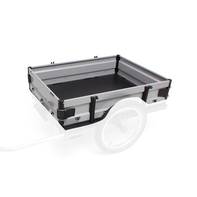 Picture of Roland Drawbar Set for Carrie M.e Transport Trailer - grey