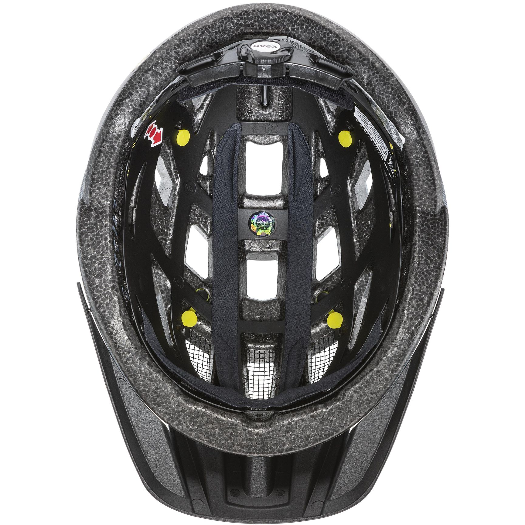Image of Uvex i-vo cc MIPS Helmet - dove grey mat