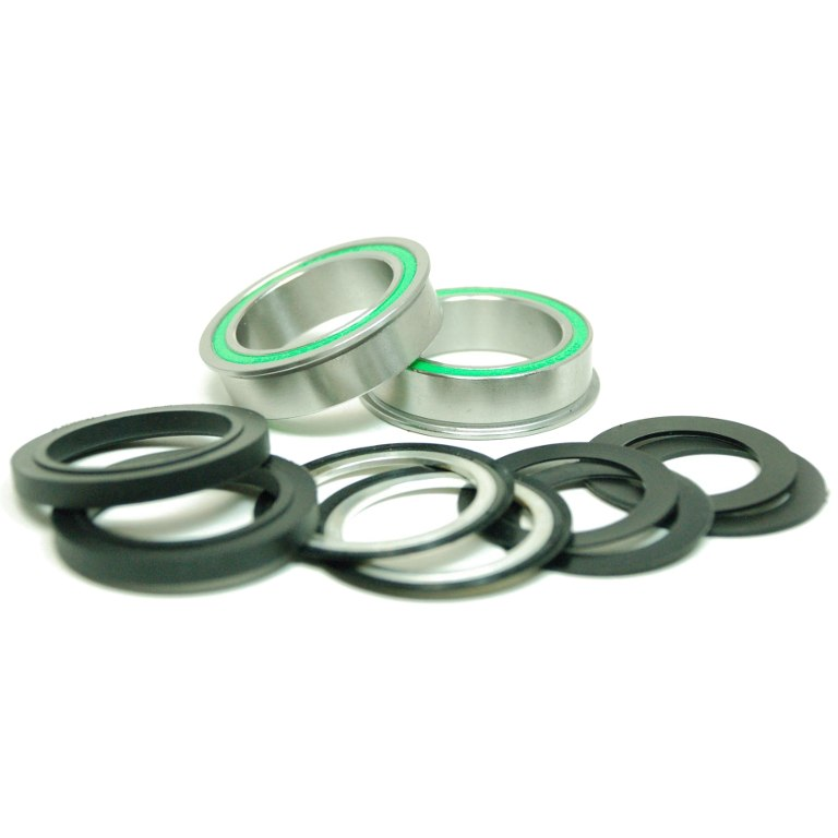 Image of Wheels Manufacturing Pressfit Bottom Bracket Bearing Kit - ABEC-3 - PF41-71/86/91/92/104/107-30