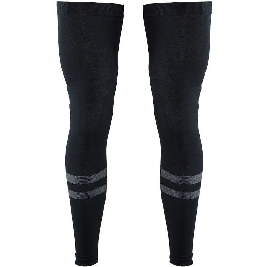 CRAFT Seamless Leg Warmer 2.0 - Black