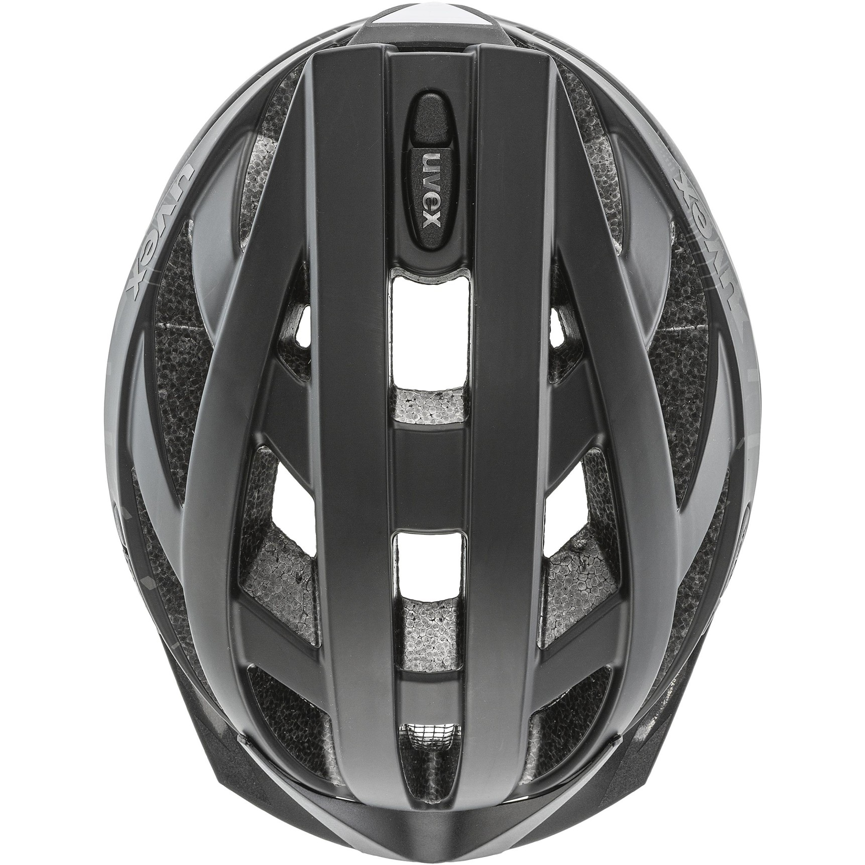 Image of Uvex city i-vo Helmet - all black mat