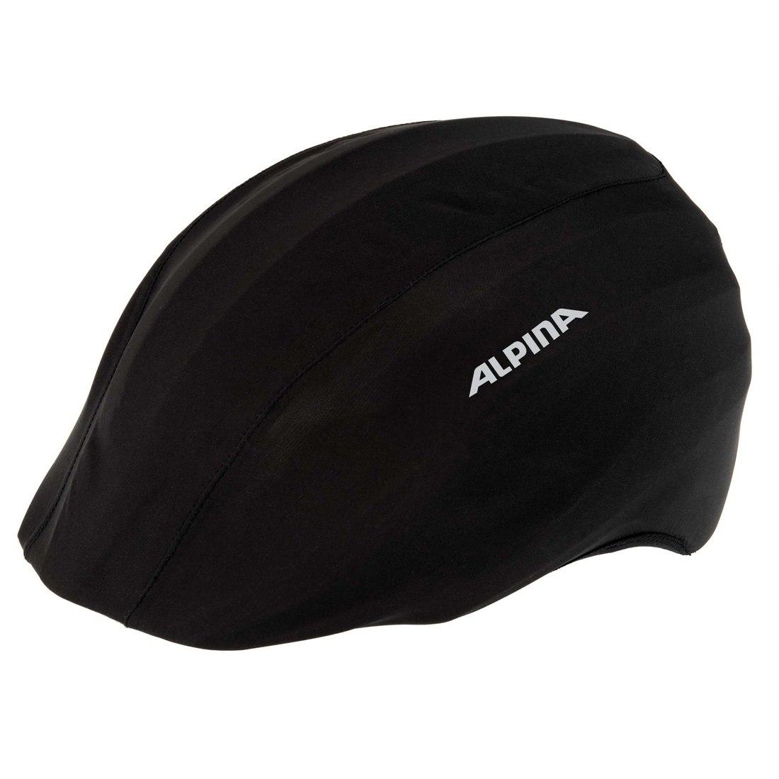 Alpina Multi-Fit Raincover Helmet - black