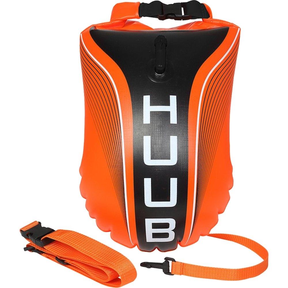 HUUB Design Safety Tow Float - fluo orange
