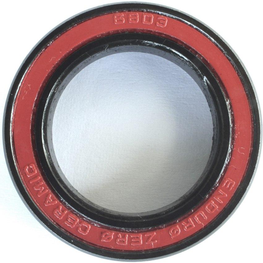 Enduro Bearings CO6803 VV - ABEC 5 ZERO - Ceramic Ball Bearing - 17x26x5mm