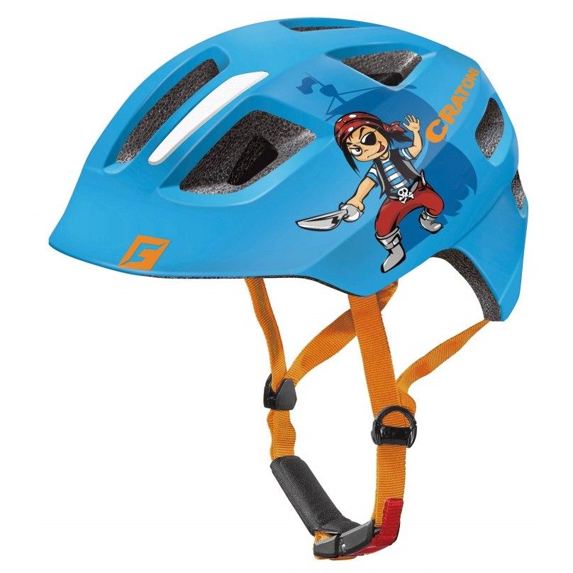 Image of CRATONI Maxster Helmet - blue pirate glossy