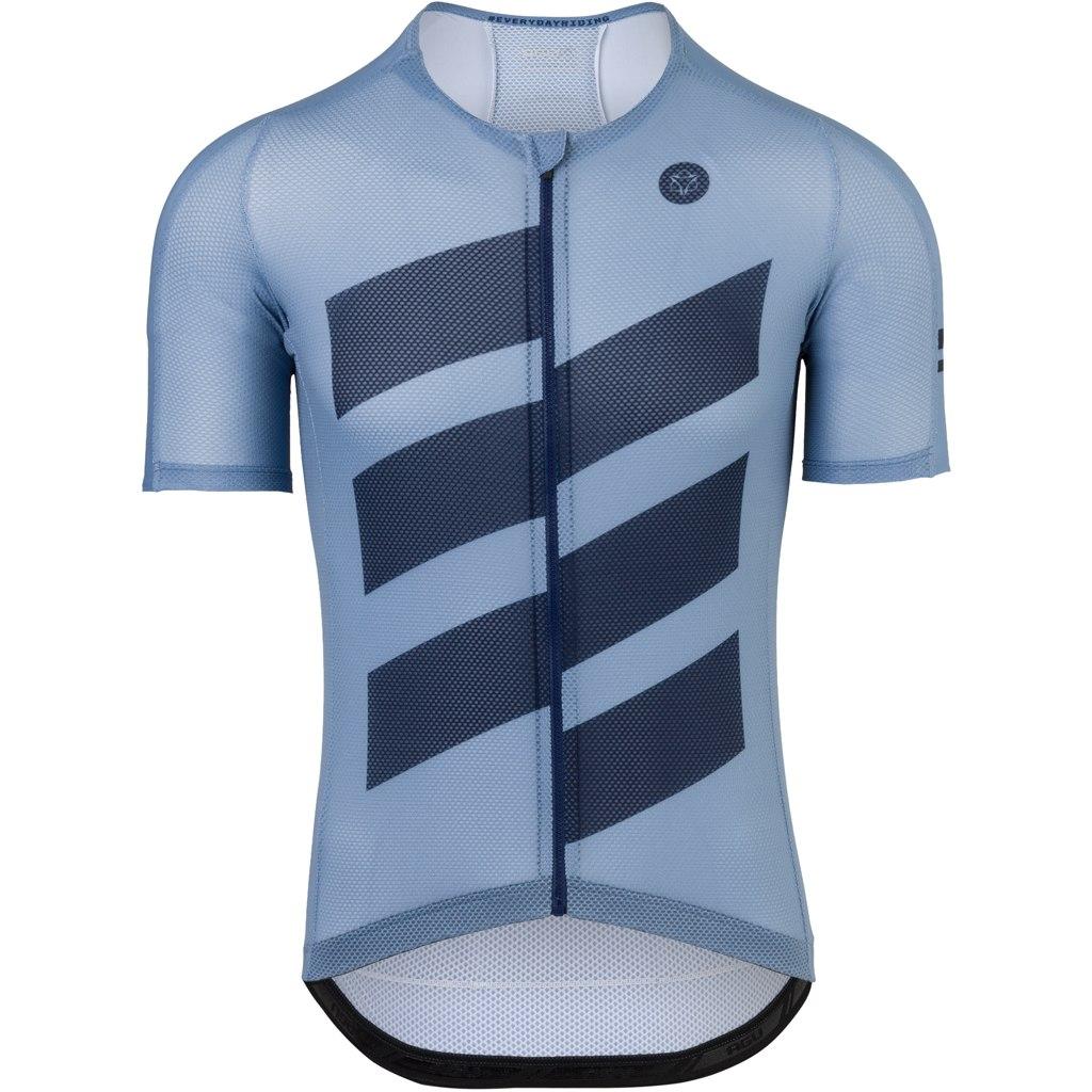 AGU Trend High Summer Short Sleeve Jersey - cloud