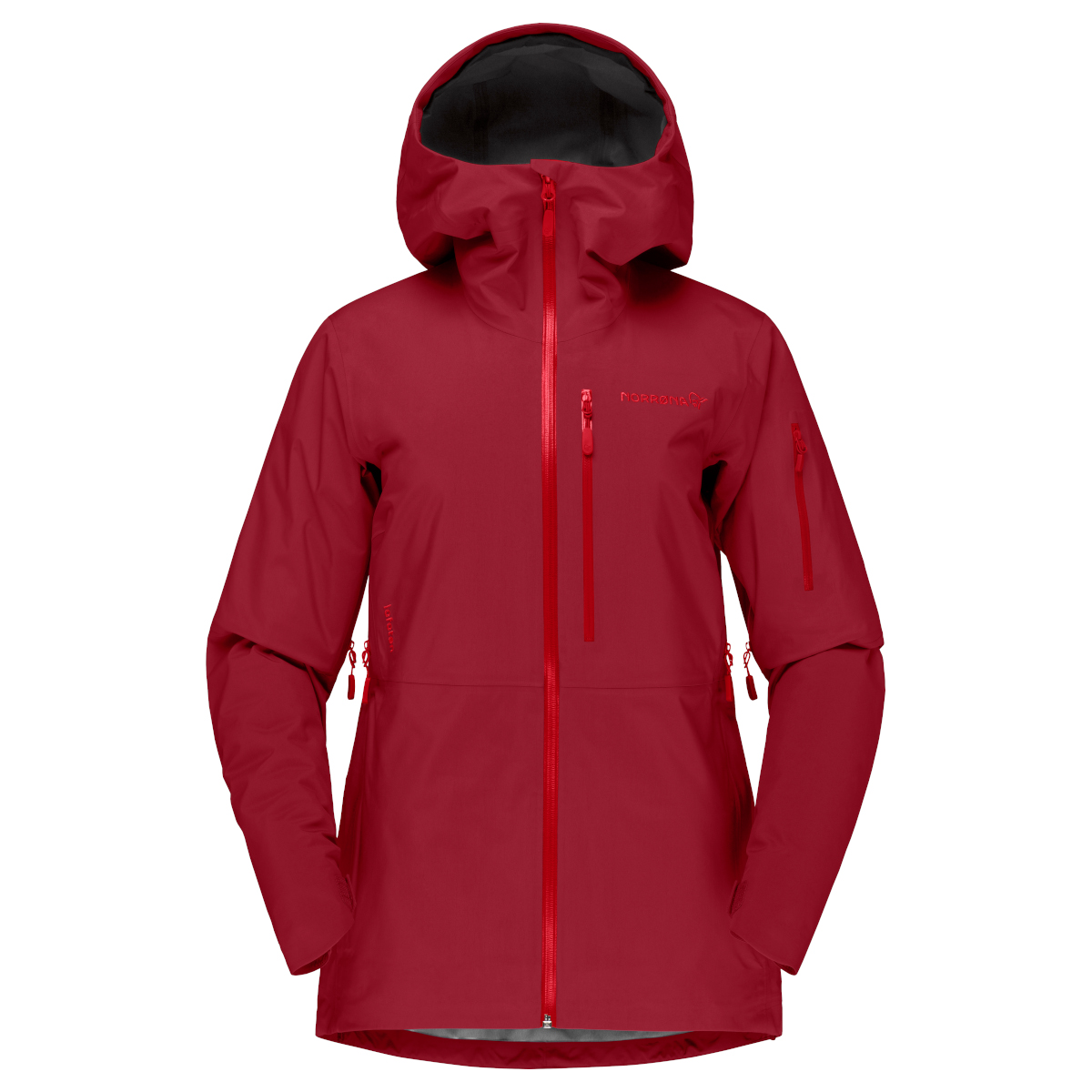 Norrona lofoten Gore-Tex Jacket Women - Rhubarb