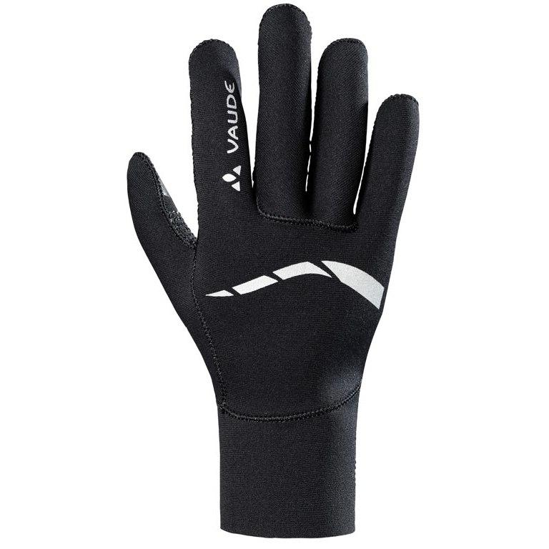 Vaude Chronos Gloves II Vollfinger-Handschuhe - schwarz