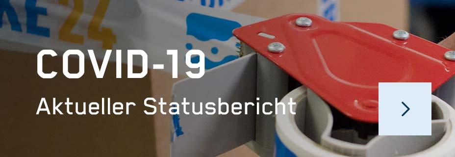 Covid-19 Statusbericht