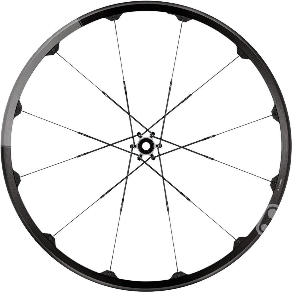 Crankbrothers Iodine 2 EN - 29 Inches Wheelset - 6-Bolt - FW: 15x110mm   RW: 12x148mm Boost - black/grey
