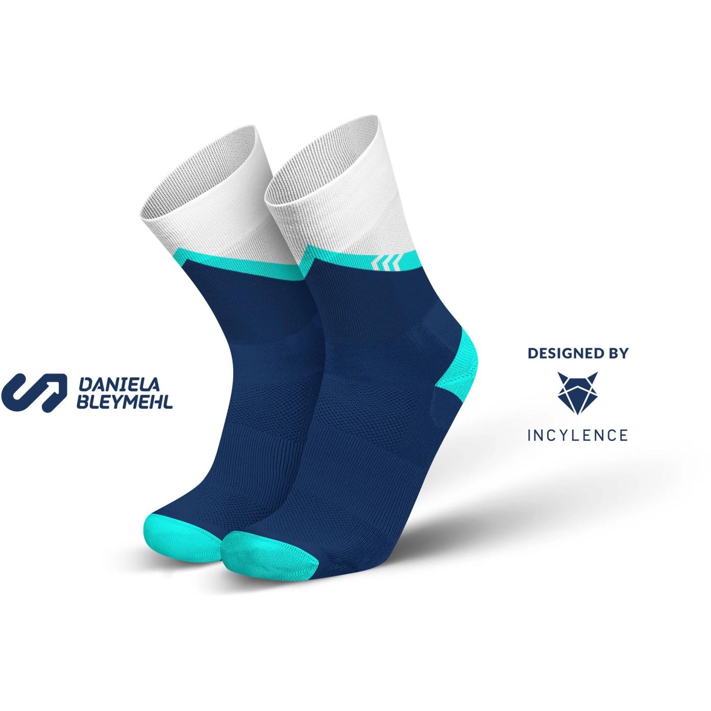 Produktbild von INCYLENCE Ultralight Dani Signature Socken - Blue
