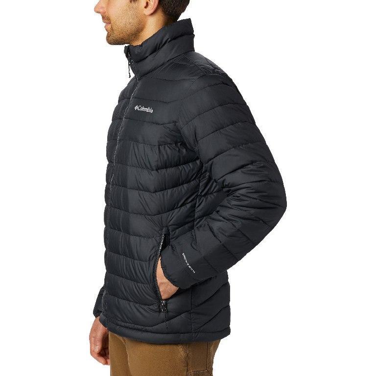 Image of Columbia Powder Lite Jacket - Black
