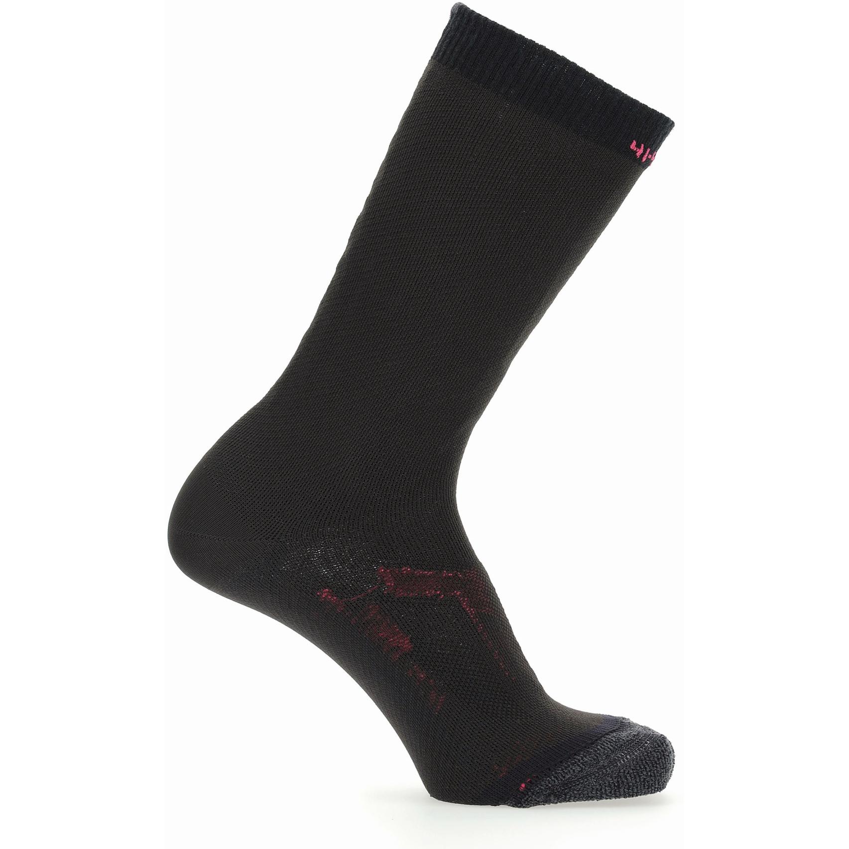 Bild von UYN Ski Cross Country 2In Socken Damen - Schwarz/Pink