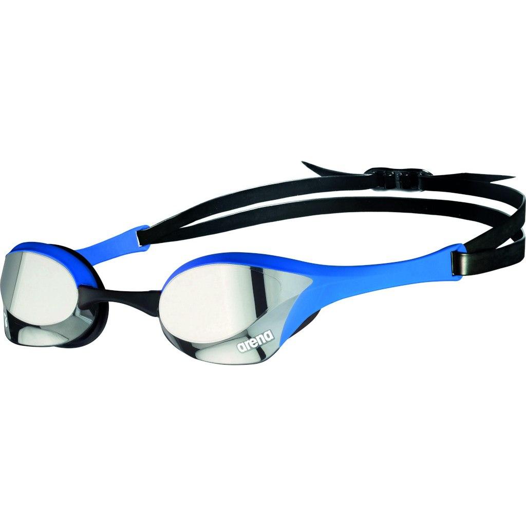 Produktbild von arena Cobra Ultra Swipe Mirror Silver/Blue Schwimmbrille