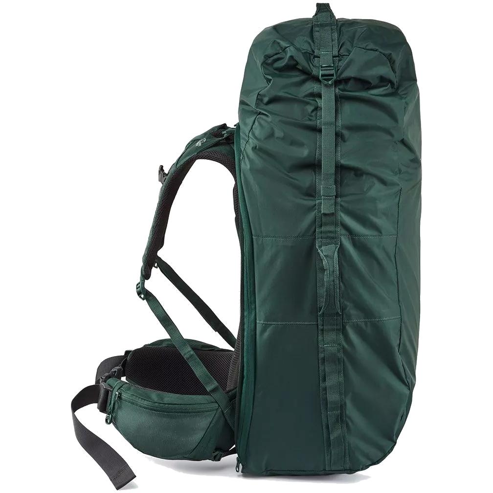 Image of Lowe Alpine Escape Trek ND 50:60 S M Women's Backpack - Black