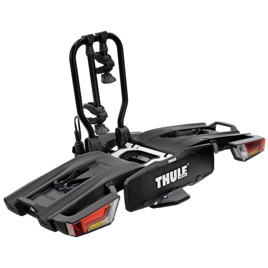 Thule EasyFold XT 2 Bike Rack for two Bikes - Black