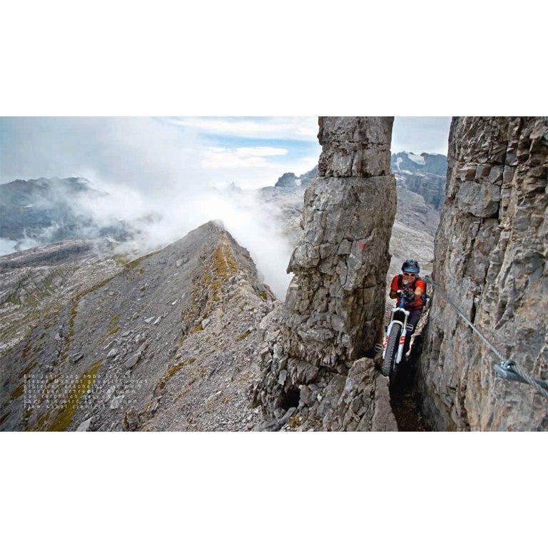 Bild von Flow - Warum Mountainbiken glücklich macht