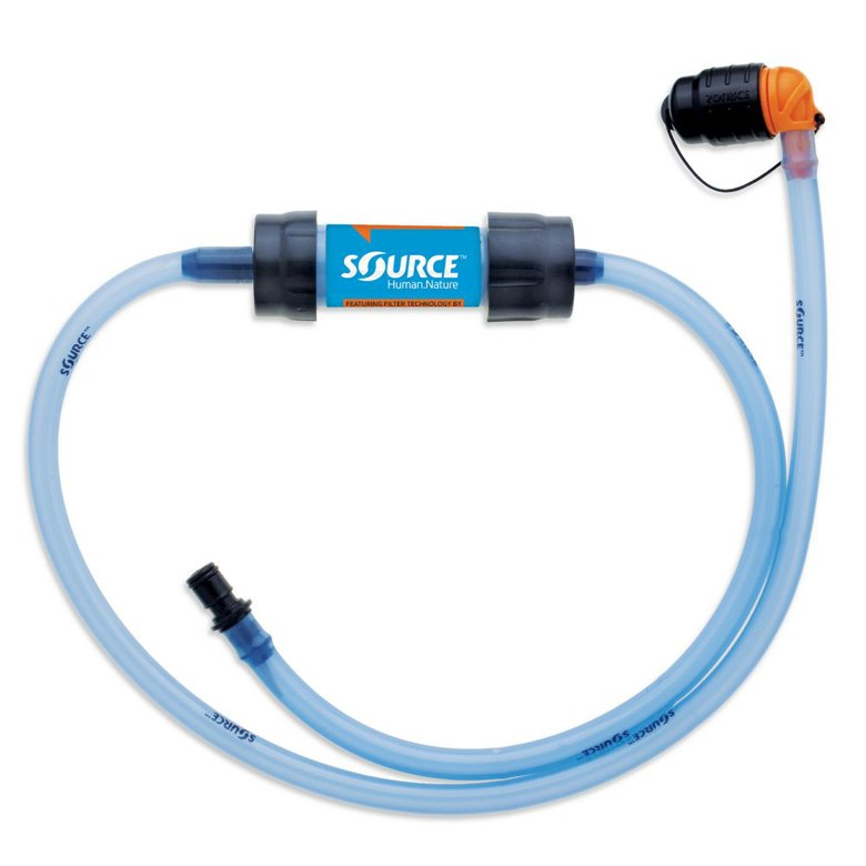 Image of Source Hydration Tube with Sawyer Filter