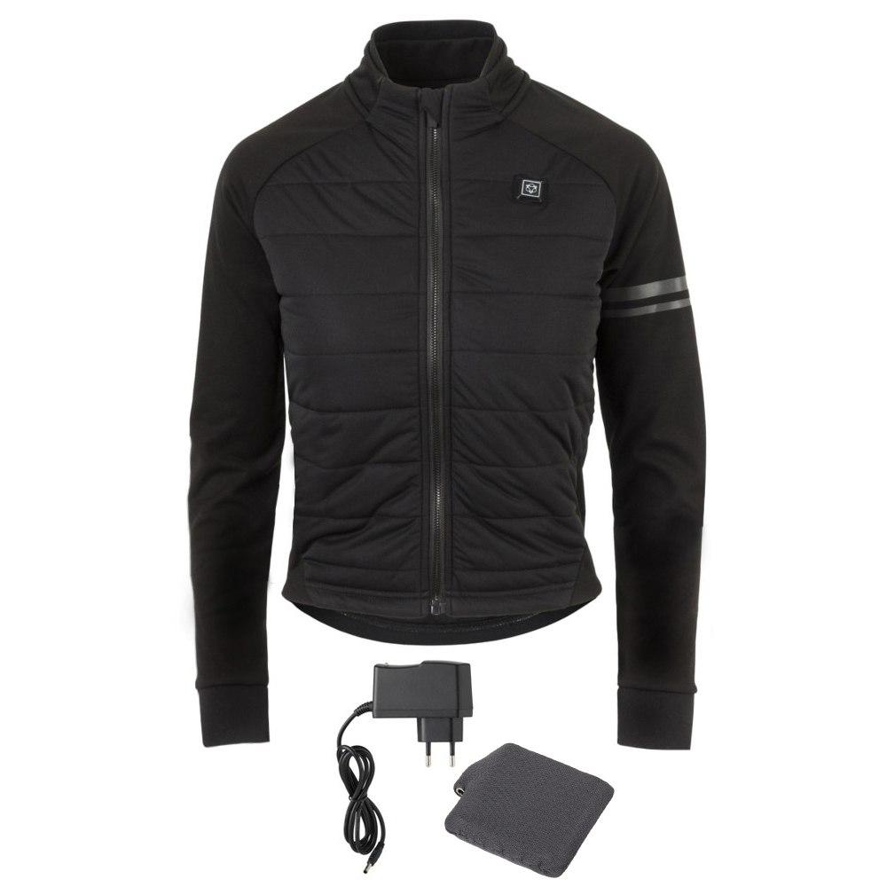 AGU Essential Deep Winter Heated Thermo Jacket Women - black