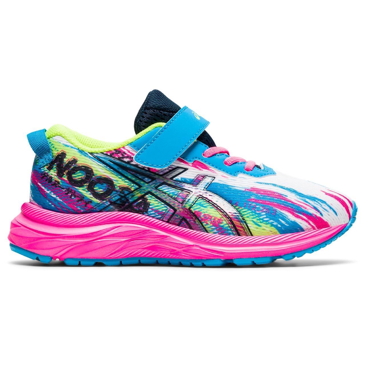 Produktbild von asics Pre Noosa Tri 13 Vorschulkinder-Triathlonschuh - digital aqua/hot pink