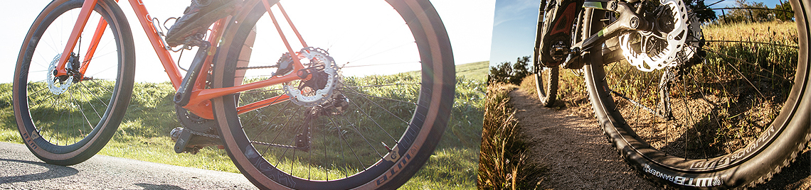 WTB - Tyres, Rims and Saddles for Cross, Gravel and MTB.