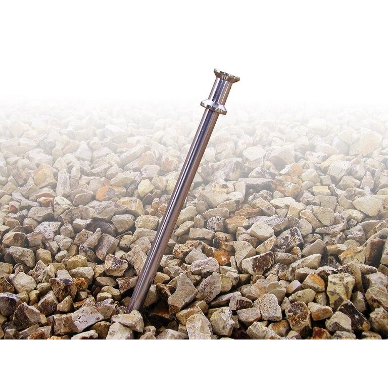 Bild von Wechsel Pipe Peg Heringe 6 Stk. - Silver
