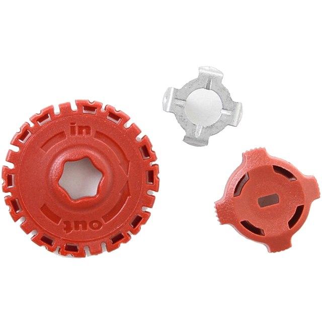 Avid Pad Adjuster Knob Kit for BB7 Mountain - 11.5311.619.010