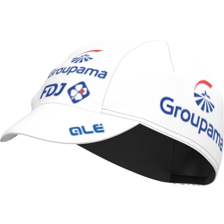 Image of Alé Cycling Cap Team Groupama FDJ 2021