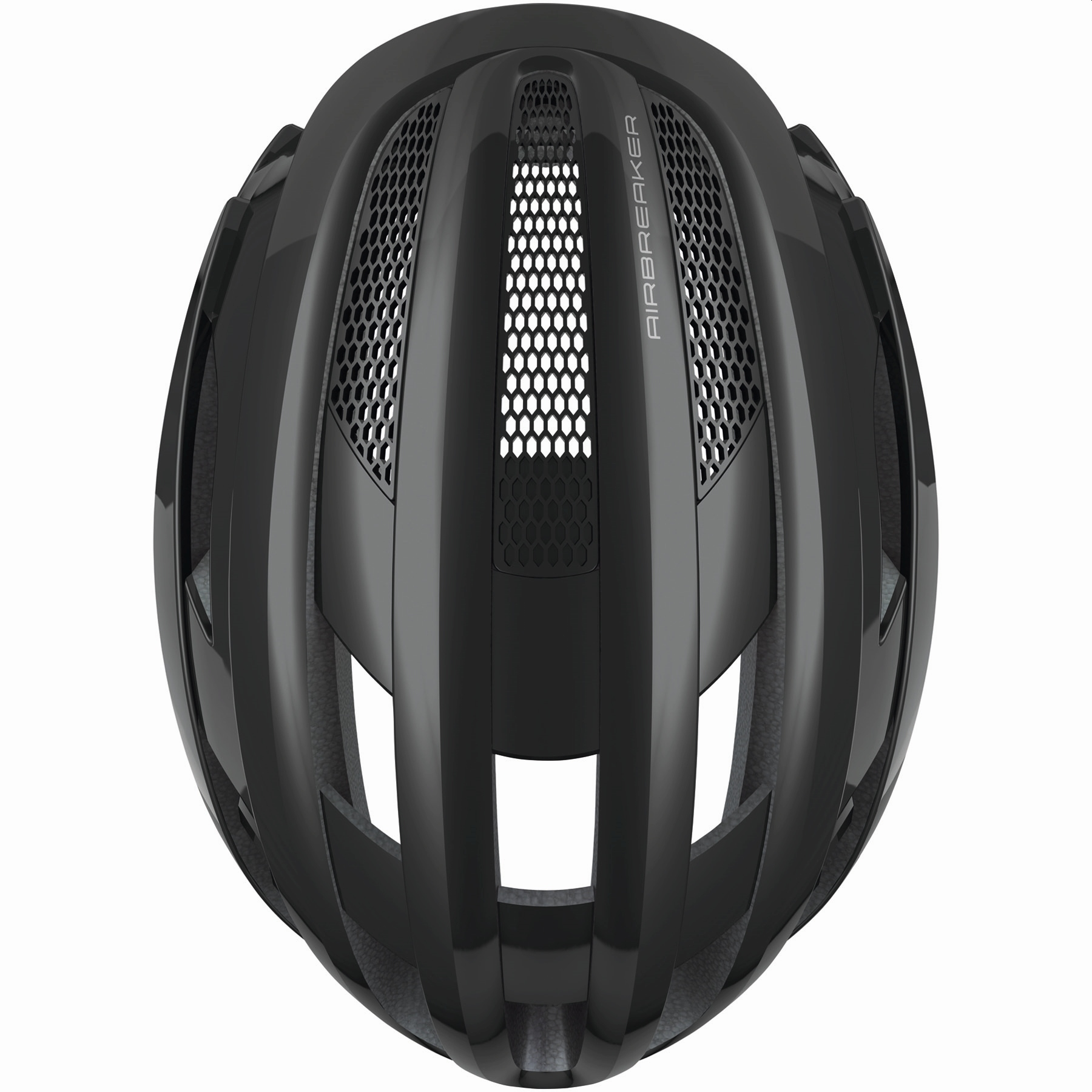 Imagen de ABUS AirBreaker Casco Bicicleta - shiny negro
