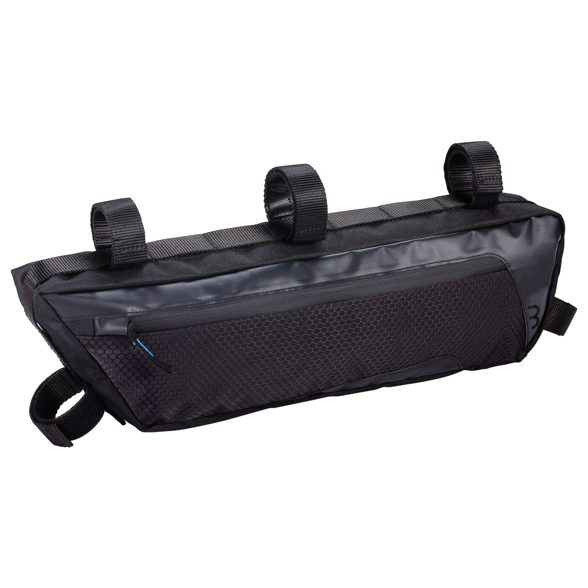 BBB Cycling Middle Mate BSB-142 Tube Bag - black