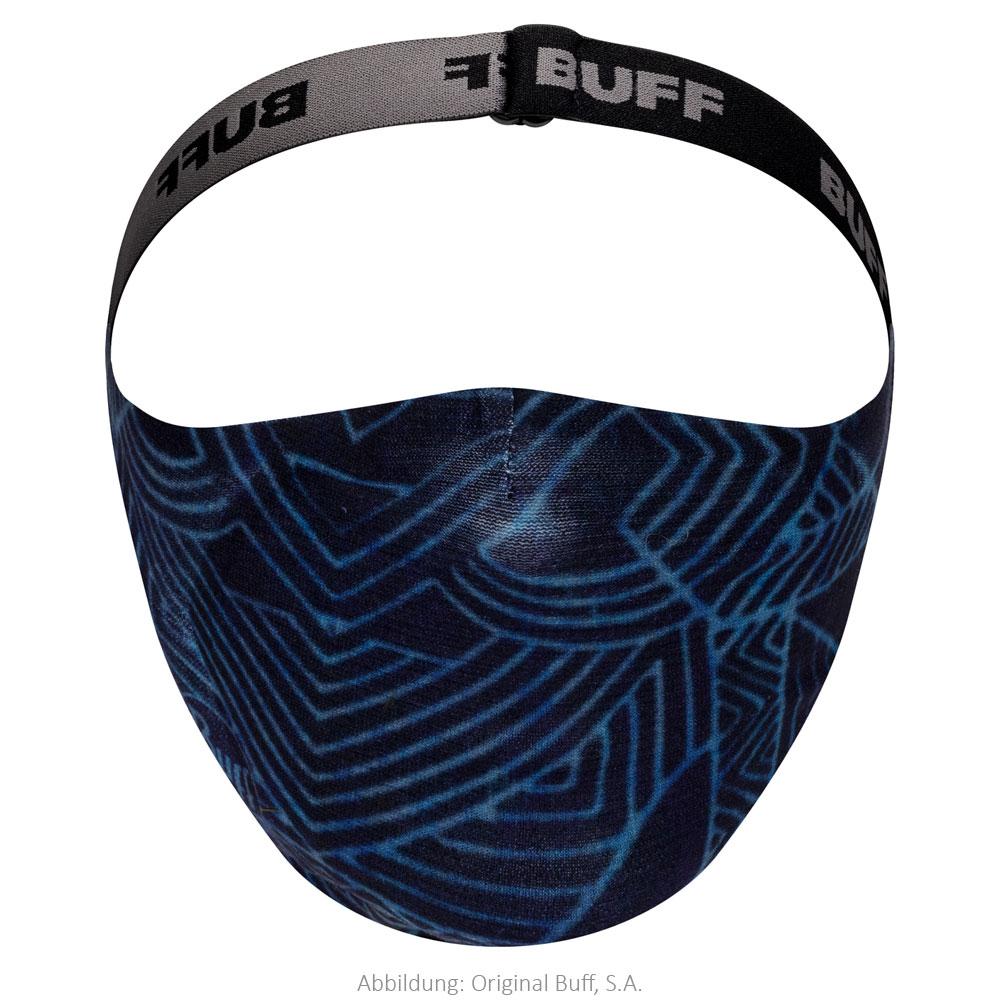 Buff® Filter Mask Protection Kids - Kasai Blue