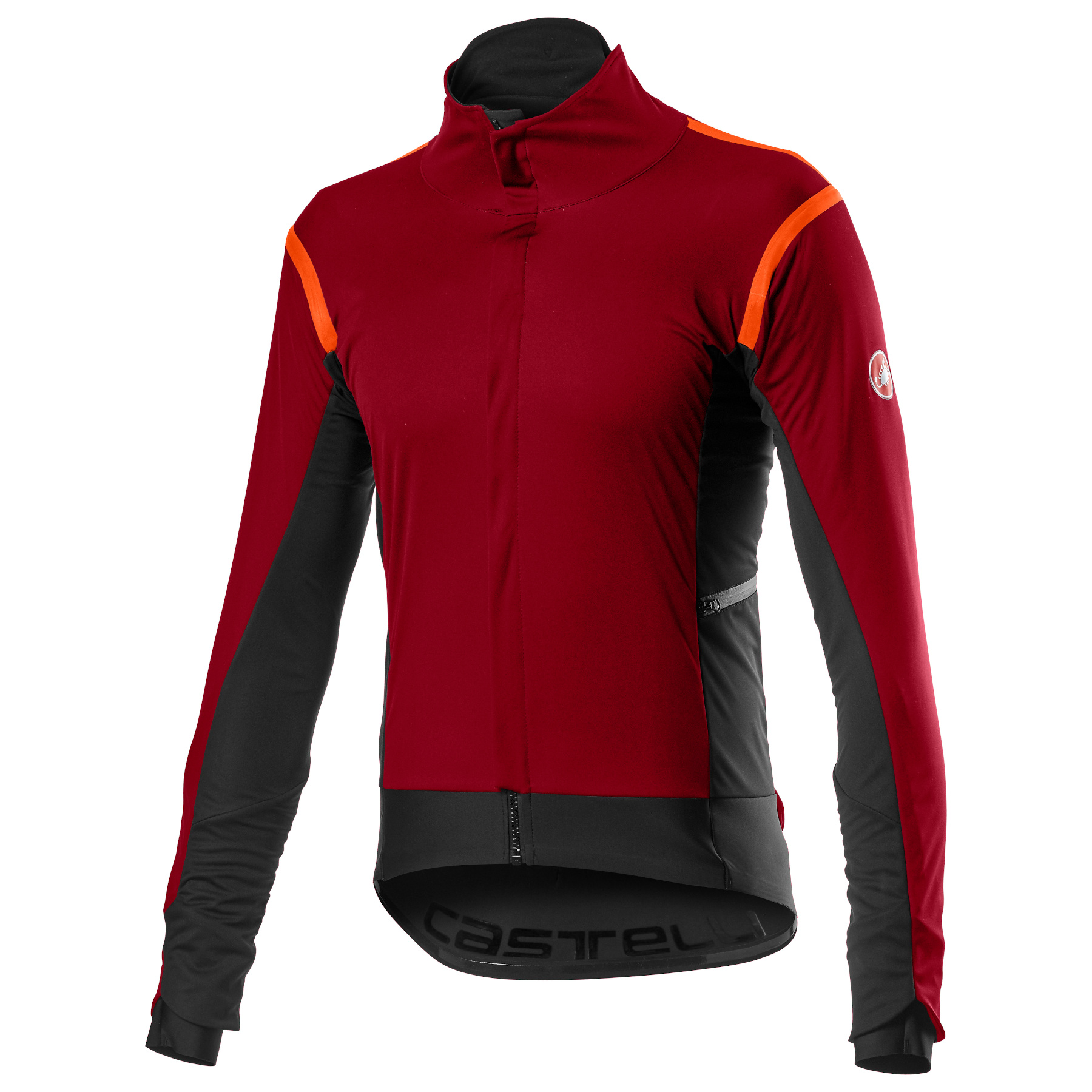 Produktbild von Castelli Alpha RoS 2 Jacke - pro red 622