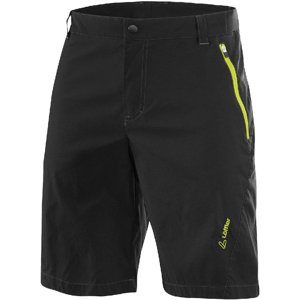 Bild von Löffler Bike Shorts Comfort CSL 23501 - black/light green 993