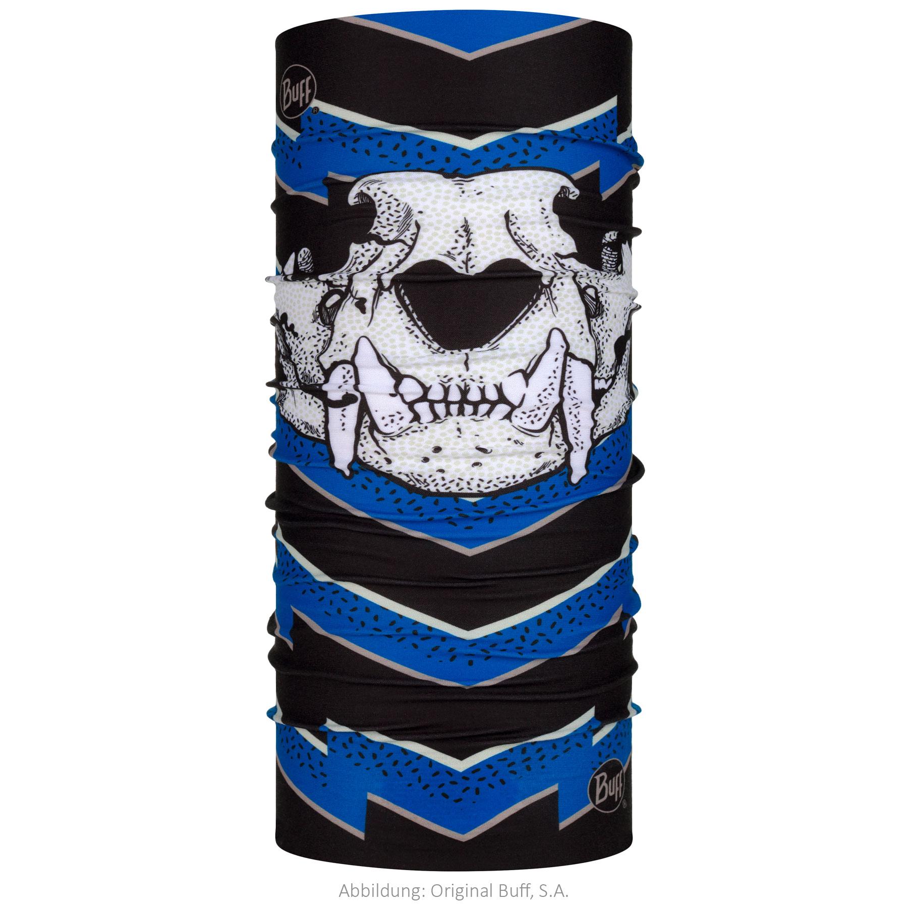 Buff® Original Multifunctional Cloth - T-Knuckle Blue