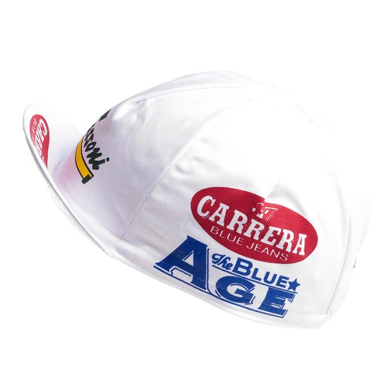Image of Apis Retro Style Team Cycling Cap - CARRERA