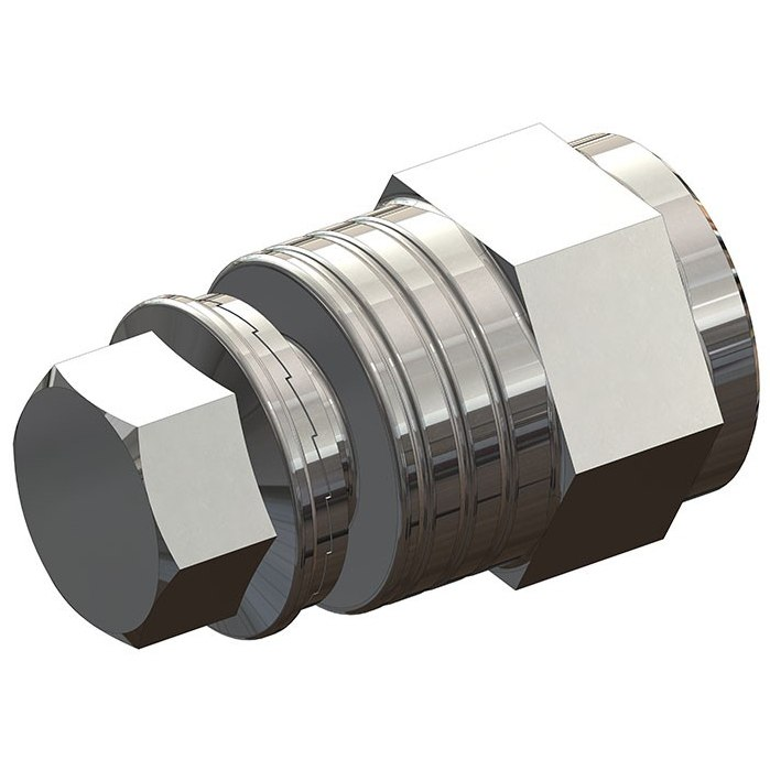 Picture of Croozer Axle Nut Adapter for Universal Hitch