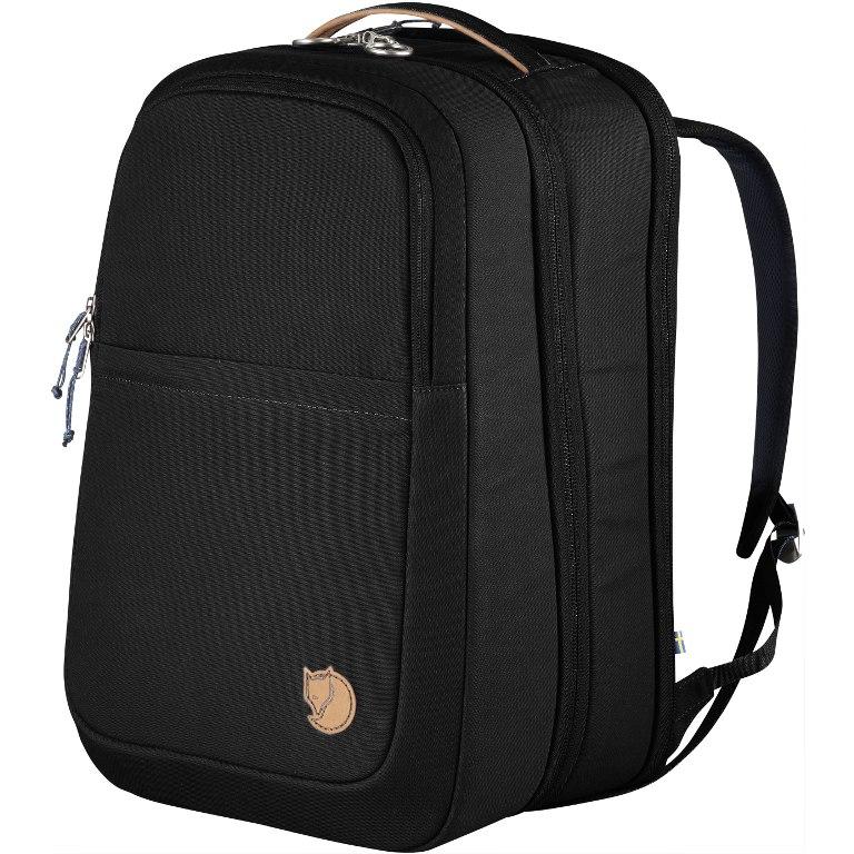 Fjällräven Travel Pack Rucksack - black