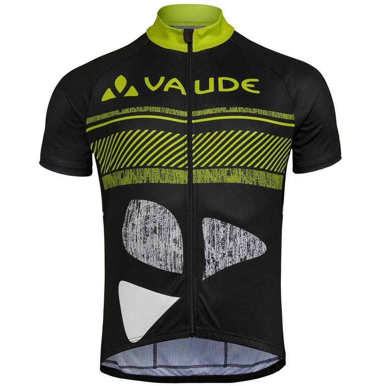 Vaude Men's Brand Tricot - black