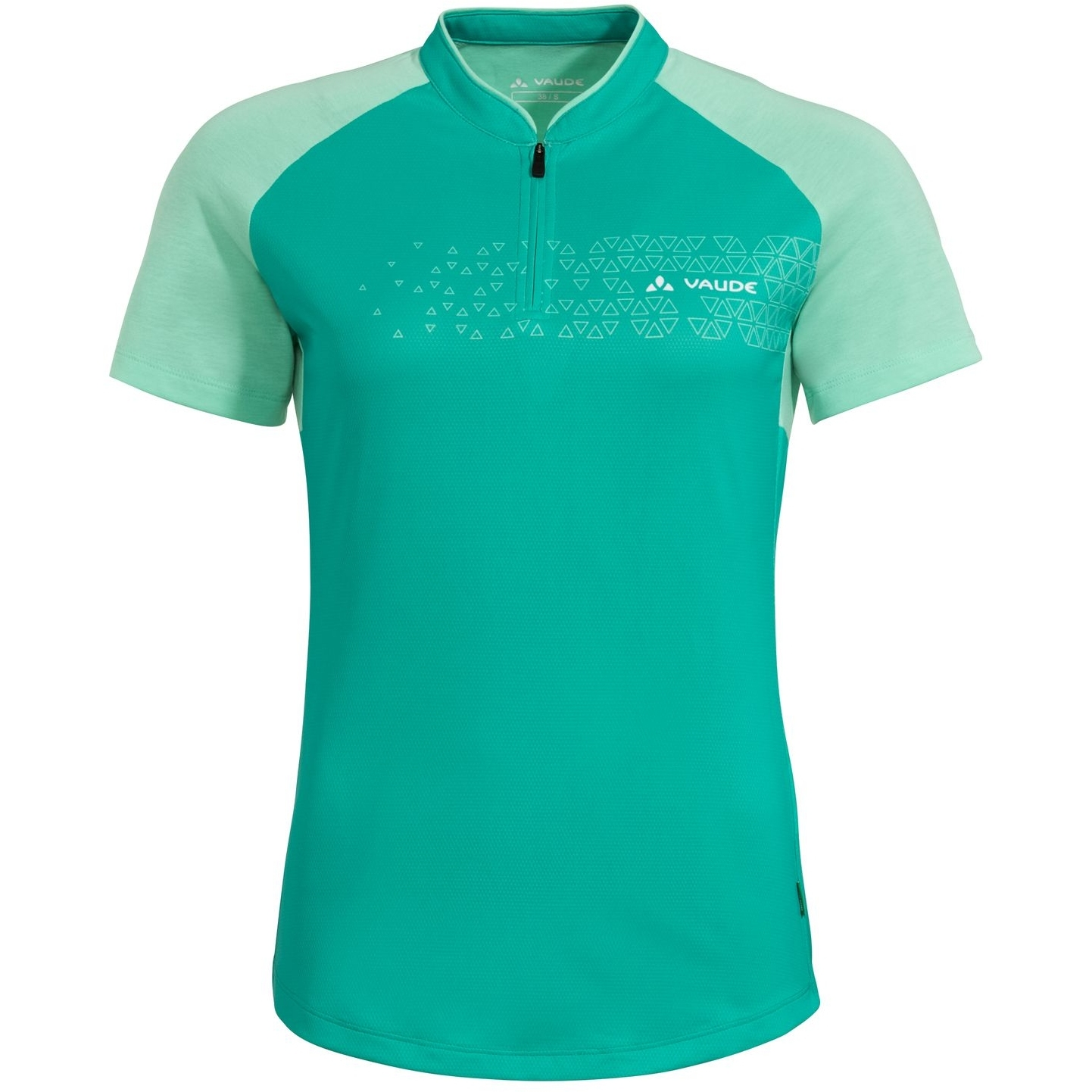 Vaude Ligure Damen T-Shirt III - peacock